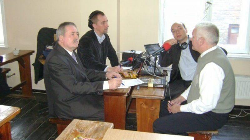 Radio Plus nadawało z Mikołaja