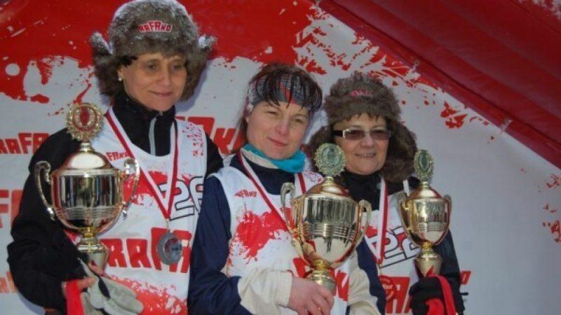Rafakowcy biegali na nartach