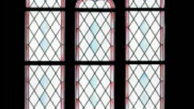 Witraże do kaplicy zamkowej
