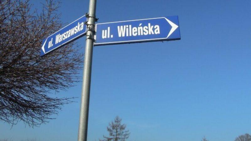 Wyremontują Warszawską i Wileńską