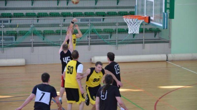 Koszykarze rywalizowali w Arena Rafako