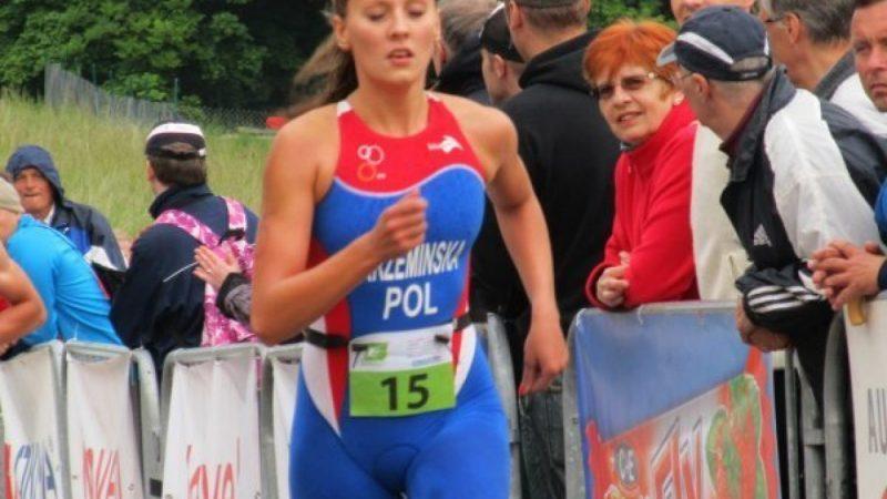 Triathloniści SMS w Brnie