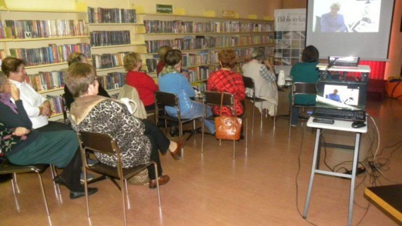 Babcia Mostowiakowa wirtualnie w bibliotece