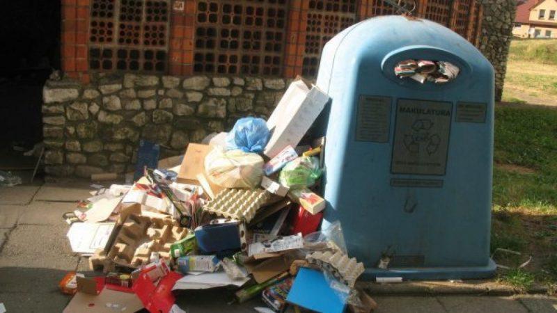 Ciemne strony rewolucji śmieciowej
