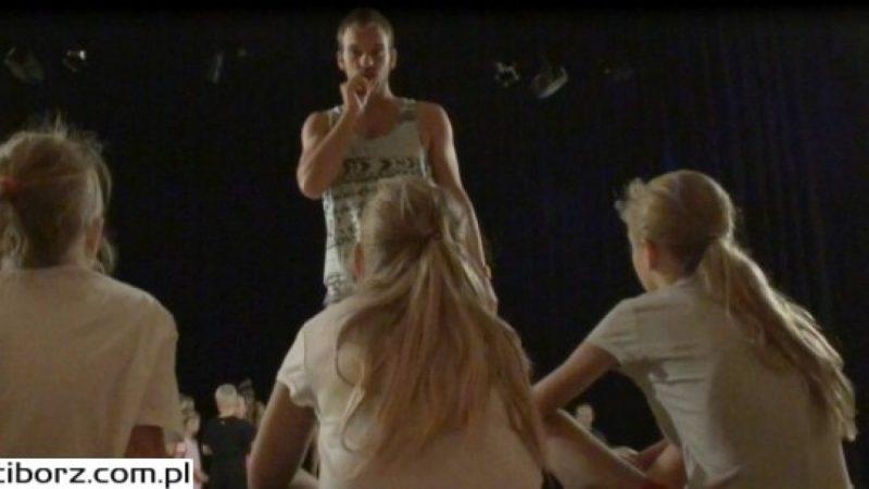 Warsztaty taneczne w RCK