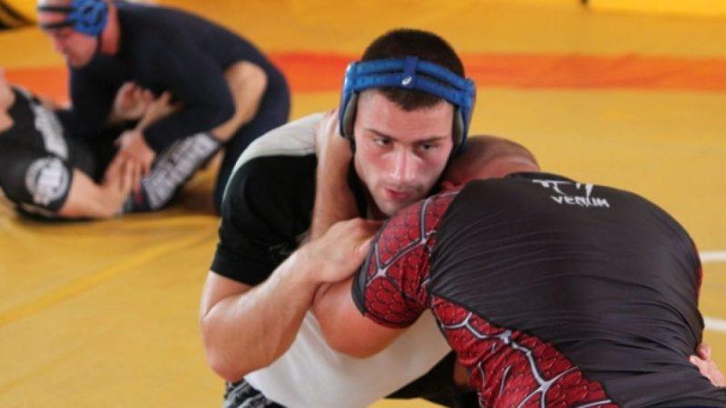 Miłośnicy BJJ i Submission wrestlingu w Raciborzu