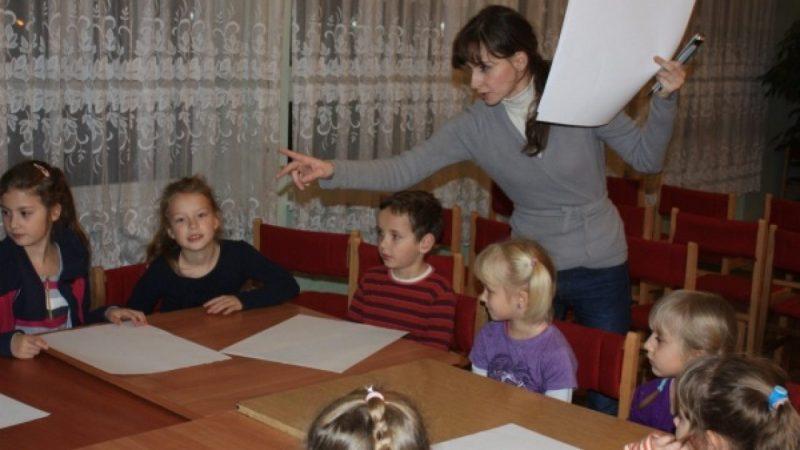 Warsztaty artystyczne w Krzanowicach