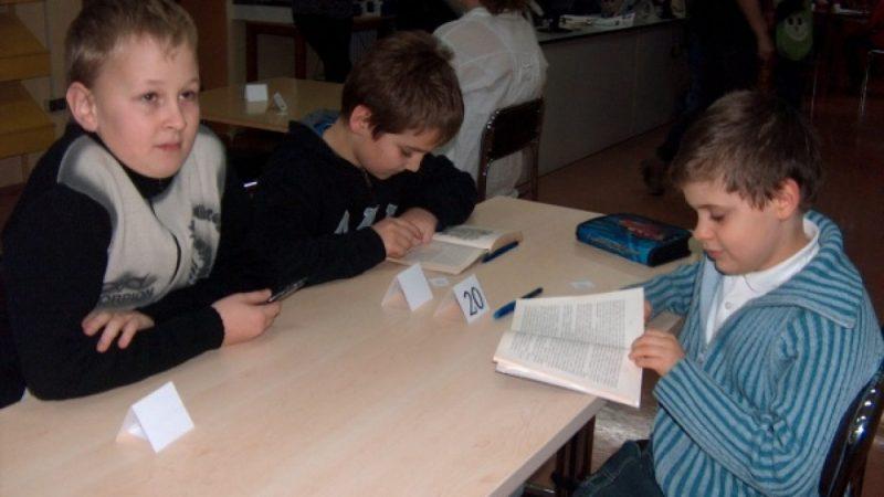 Konkurs Opowieści z Narnii w bibliotece