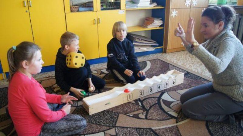 Matematyka w szkole w Nędzy nie tylko dla orłów