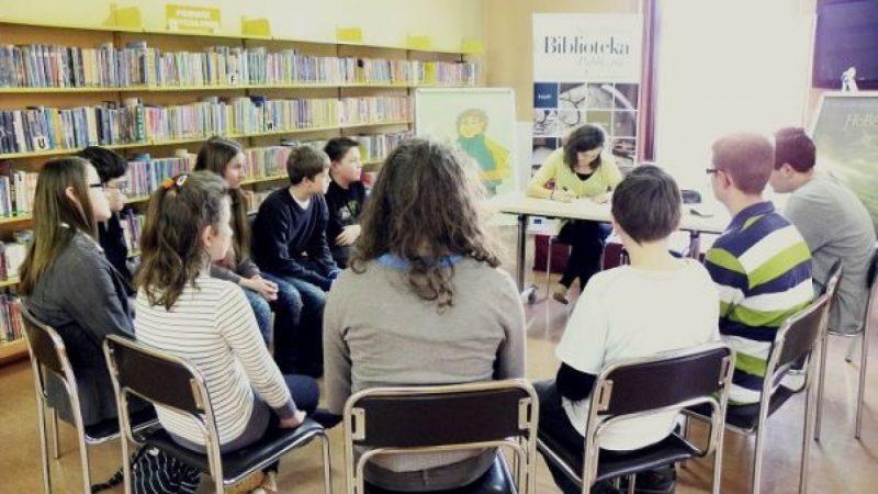 Hobbit - konkurs w bibliotece