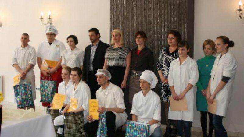 Konkurs kulinarny w ZSZ