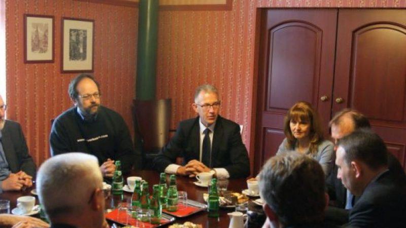 Goście z Niemiec w Magistracie