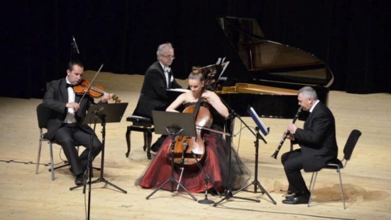Kwartet Bramy Morawskiej w RCK