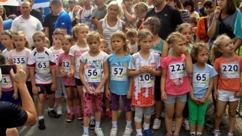 Raciborzanie biegali w Opolu