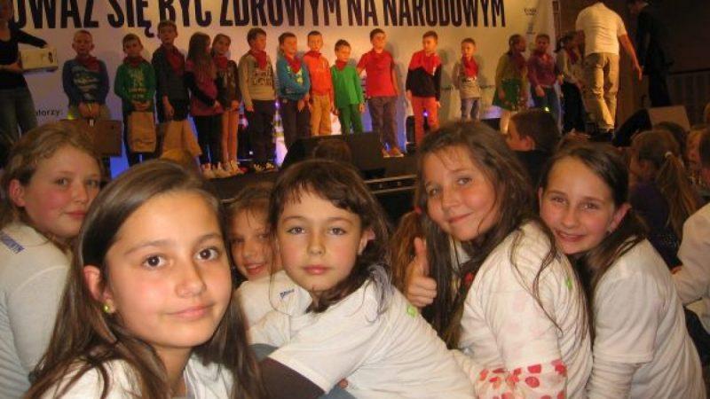 Uczniowie z Nędzy na Narodowym