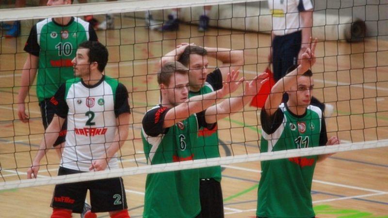 KS AZS Rafako - TS Volley Rybnik 1:3