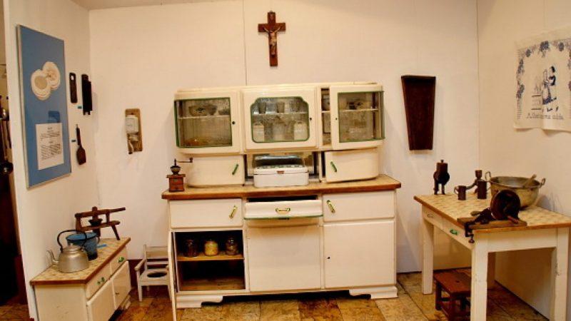 Kuchnia raciborska - wystawa w muzeum