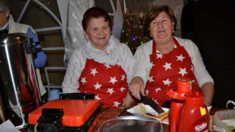 Weihnachtsmarkt w Krzyżanowicach