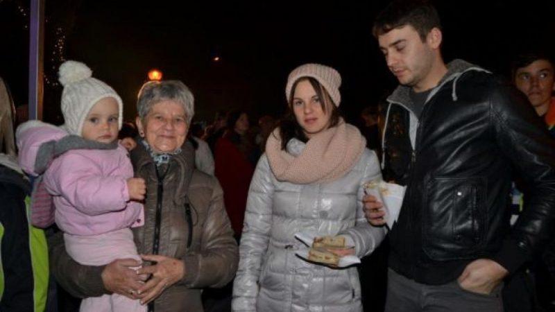 Weihnachtsmarkt w Tworkowie