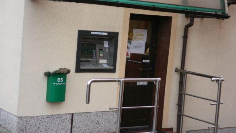 Gorzyce: Napad na bank