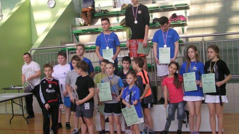 Turniej badmintona w Arena Rafako