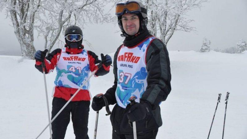 Zawody narciarskie Rafako