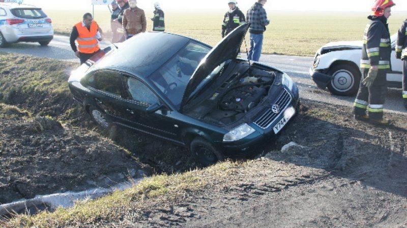 Wypadek w Sudole