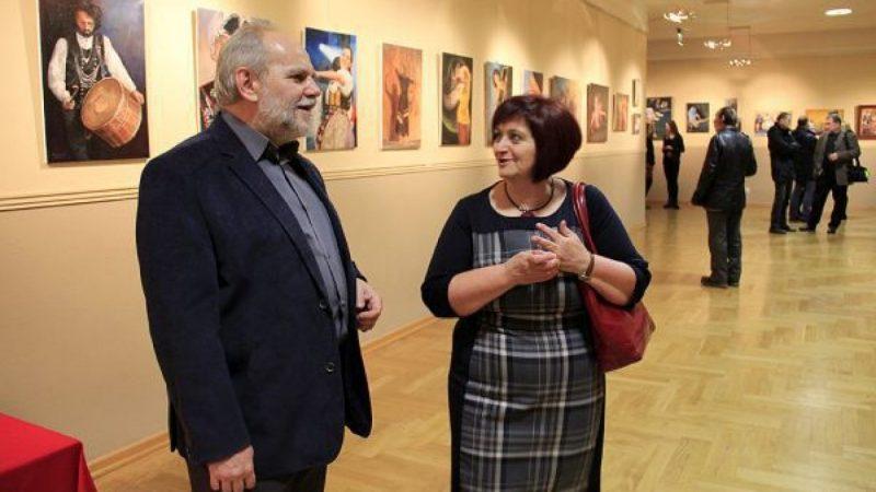 Wystawa retrospektywna Marka Furmanowicza w RCK