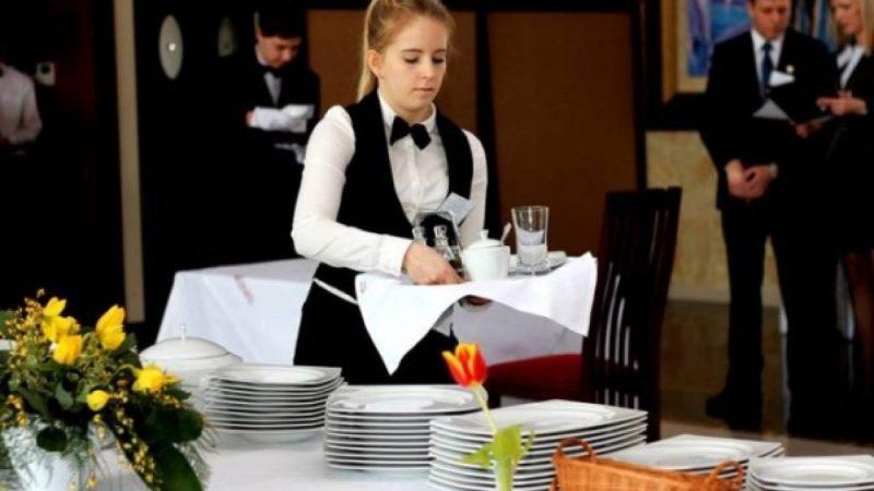 I Międzynarodowe Mistrzostwa Gastronomiczne Młodych Kucharzy i Kelnerów