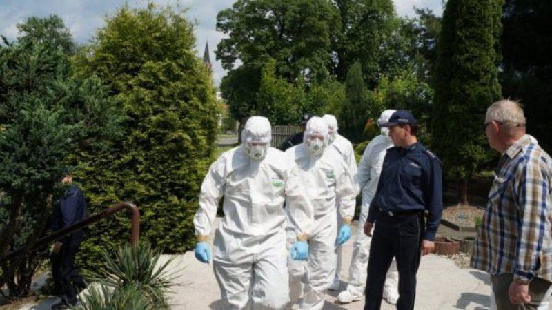 Raciborskie ćwiczenia na wypadek epidemii eboli