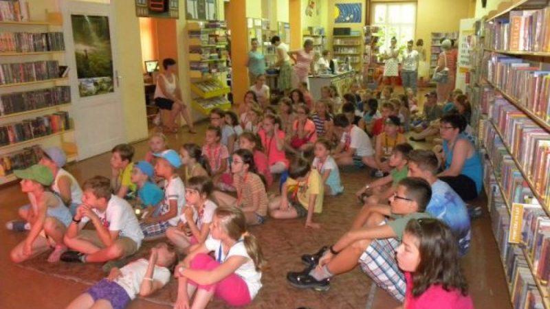 Lato z biblioteką: Z wizytą u mieszkańców Śródziemia