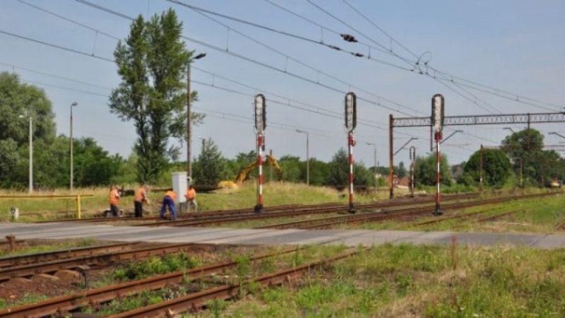 Remont przejazdu w Kuźni Raciborskiej