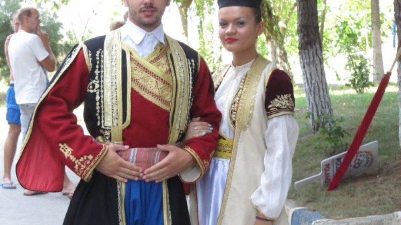 Łężczok i Arabeska na Festiwalu w Turcji