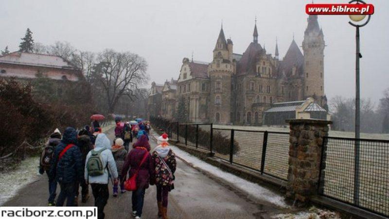 Biblioteczne śledztwo w Mosznej