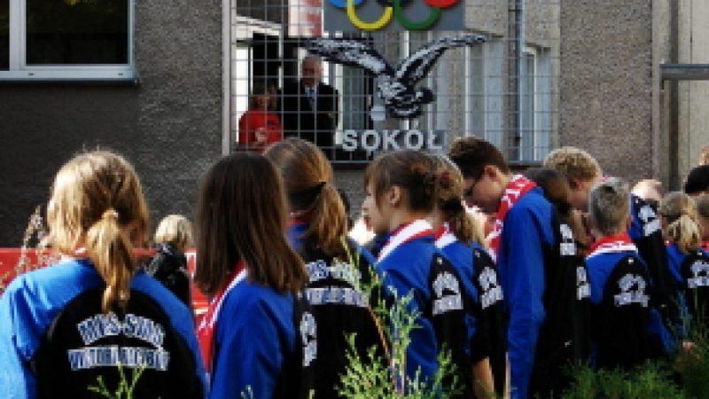 Aleja Olimpijczyków już otwarta
