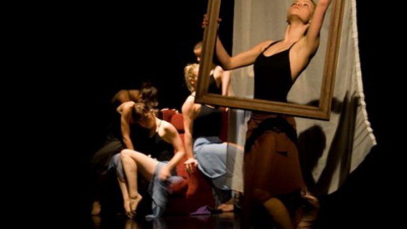 Teatr Tanca TeWaS w spektaklu Anisha