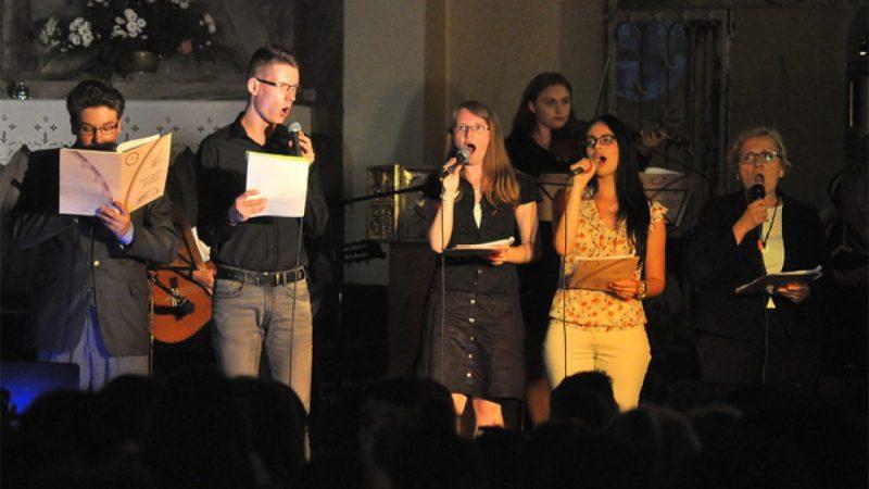 Koncert Atlantydy w kościele NSPJ