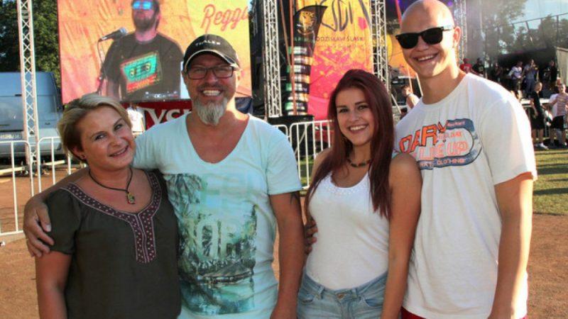 Roots Rockets i Bez Jahzgh na wodzisławskim festiwalu