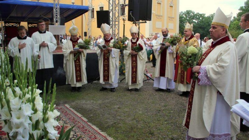 Biskupi Jan Wieczorek i Jan Bagiński świętują jubileusze